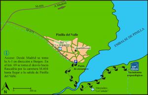 El Valle de los Neandertales en Pinilla del Valle reanuda sus visitas guiadas