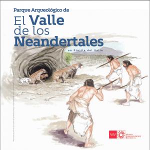 Folleto del Valle de los Neandertales
